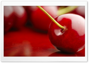Cherry HD Wide Wallpaper for Widescreen