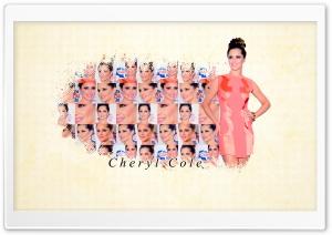 Cheryl Cole at Capital FM Summertime Ball 2012 HD Wide Wallpaper for Widescreen
