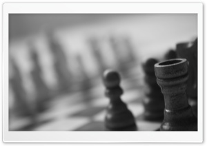 Chess HD Wide Wallpaper for Widescreen