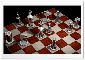Chess HD Wide Wallpaper for 4K UHD Widescreen desktop & smartphone