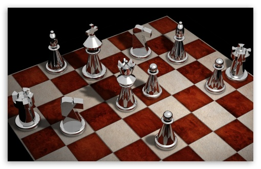 Chess 4K HD Desktop Wallpaper for 4K Ultra HD TV • Wide ...