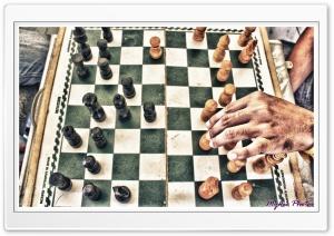 Chess HD Wide Wallpaper for Widescreen