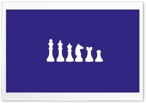 Chess Pieces HD Wide Wallpaper for Widescreen