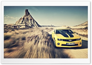 Chevrolet HD Wide Wallpaper for Widescreen