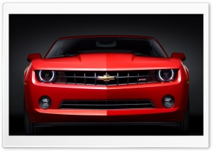 Chevrolet Camaro HD Wide Wallpaper for Widescreen