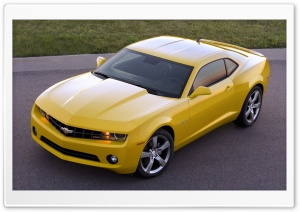 Chevrolet Camaro 10 HD Wide Wallpaper for Widescreen