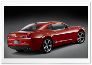 Chevrolet Camaro 15 HD Wide Wallpaper for Widescreen