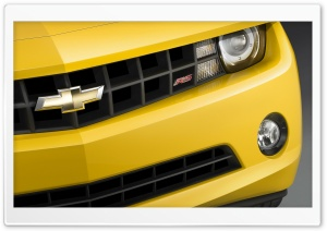 Chevrolet Camaro 2 HD Wide Wallpaper for Widescreen