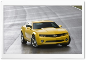 Chevrolet Camaro 9 HD Wide Wallpaper for Widescreen
