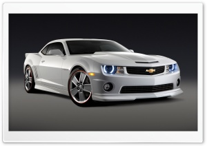 Chevrolet Camaro Chroma 2009 HD Wide Wallpaper for Widescreen