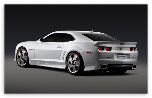 Chevrolet Camaro Chroma 2009   Rear View HD wallpaper for Wide 16:10 5:3 Widescreen WHXGA WQXGA WUXGA WXGA WGA ; HD 16:9 High Definition WQHD QWXGA 1080p 900p 720p QHD nHD ; Standard 3:2 Fullscreen DVGA HVGA HQVGA devices ( Apple PowerBook G4 iPhone 4 3G 3GS iPod Touch ) ; Mobile 5:3 3:2 16:9 - WGA DVGA HVGA HQVGA devices ( Apple PowerBook G4 iPhone 4 3G 3GS iPod Touch ) WQHD QWXGA 1080p 900p 720p QHD nHD ; Dual 4:3 5:4 UXGA XGA SVGA QSXGA SXGA ;