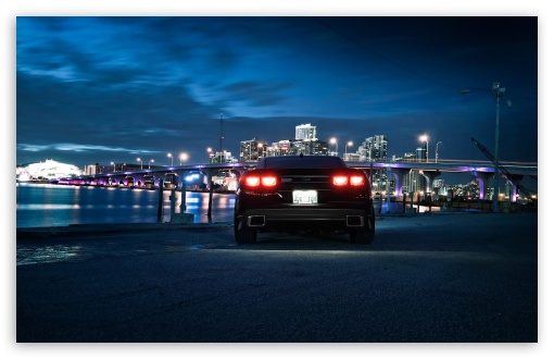 Chevrolet Camaro, City Night HD wallpaper for Wide 16:10 5:3 Widescreen WHXGA WQXGA WUXGA WXGA WGA ; HD 16:9 High Definition WQHD QWXGA 1080p 900p 720p QHD nHD ; Standard 4:3 3:2 Fullscreen UXGA XGA SVGA DVGA HVGA HQVGA devices ( Apple PowerBook G4 iPhone 4 3G 3GS iPod Touch ) ; iPad 1/2/Mini ; Mobile 4:3 5:3 3:2 16:9 - UXGA XGA SVGA WGA DVGA HVGA HQVGA devices ( Apple PowerBook G4 iPhone 4 3G 3GS iPod Touch ) WQHD QWXGA 1080p 900p 720p QHD nHD ;