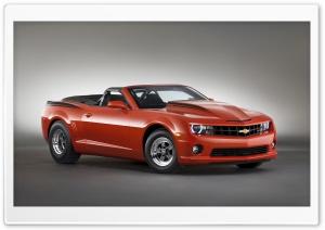 Chevrolet Camaro COPO convertible 2012 HD Wide Wallpaper for 4K UHD Widescreen desktop & smartphone