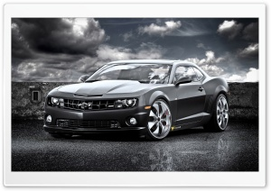 Chevrolet Camaro SS HD Wide Wallpaper for Widescreen