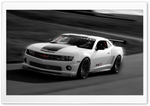 Chevrolet Camaro SSX HD Wide Wallpaper for Widescreen