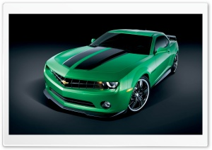 Chevrolet Camaro Synergy Special Edition HD Wide Wallpaper for Widescreen