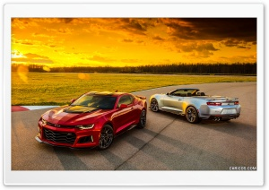 Chevrolet Camaro ZL1 2017 Ultra HD Wallpaper for 4K UHD Widescreen desktop, tablet & smartphone