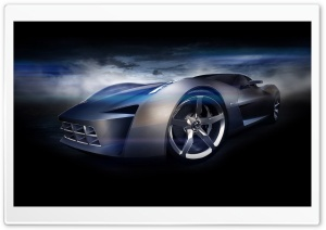 Chevrolet Concept HD Wide Wallpaper for Widescreen