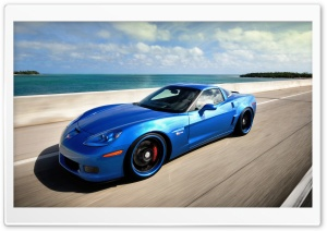 Chevrolet Corvette HD Wide Wallpaper for Widescreen