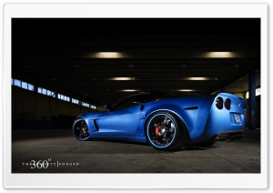 Chevrolet Corvette 14 Ultra HD Wallpaper for 4K UHD Widescreen desktop, tablet & smartphone