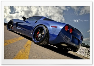 Chevrolet Corvette 15 HD Wide Wallpaper for Widescreen