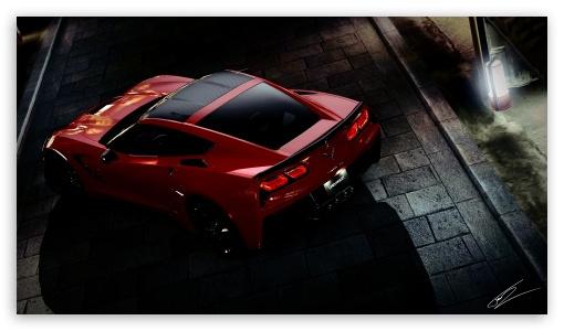 Chevrolet Corvette ❤ 4K UHD Wallpaper for 4K UHD 16:9 Ultra High Definition 2160p 1440p 1080p 900p 720p ; Mobile 16:9 - 2160p 1440p 1080p 900p 720p ;