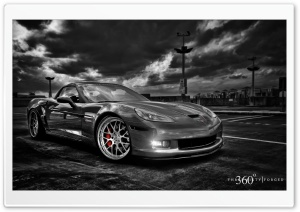 Chevrolet Corvette 23 HD Wide Wallpaper for Widescreen