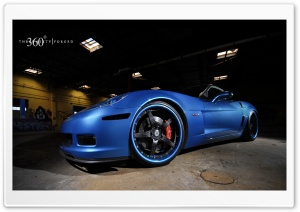 Chevrolet Corvette 25 HD Wide Wallpaper for Widescreen