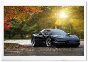 Chevrolet Corvette HD Wide Wallpaper for Widescreen