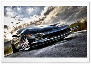 Chevrolet Corvette 30 HD Wide Wallpaper for Widescreen
