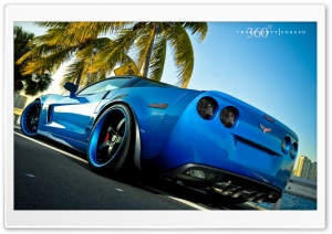 Chevrolet Corvette 32 HD Wide Wallpaper for Widescreen