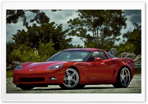 Chevrolet Corvette 37 HD Wide Wallpaper for Widescreen