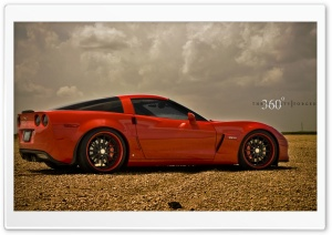 Chevrolet Corvette 38 HD Wide Wallpaper for Widescreen