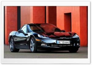 Chevrolet Corvette 43 HD Wide Wallpaper for Widescreen