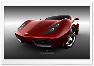 Chevrolet Corvette 47 HD Wide Wallpaper for Widescreen
