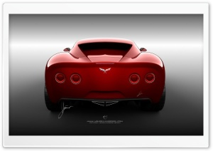 Chevrolet Corvette 59 HD Wide Wallpaper for Widescreen