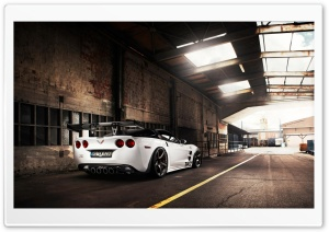 CHEVROLET CORVETTE C6 ZR1...