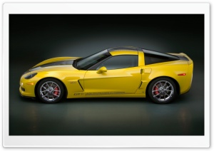 Chevrolet Corvette GT1 HD Wide Wallpaper for Widescreen