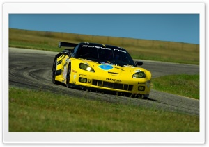Chevrolet Corvette Sport HD Wide Wallpaper for Widescreen