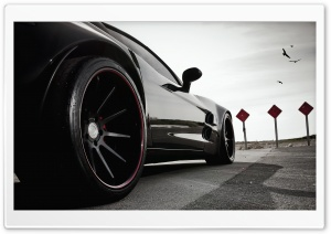 Chevrolet Corvette Wheel HD Wide Wallpaper for Widescreen