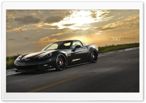 Chevrolet Corvette Z06 Ultra HD Wallpaper for 4K UHD Widescreen desktop, tablet & smartphone