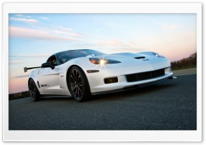 Chevrolet Corvette Z06X HD Wide Wallpaper for Widescreen