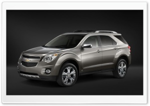 Chevrolet Equinox LTZ AWD HD Wide Wallpaper for 4K UHD Widescreen desktop & smartphone