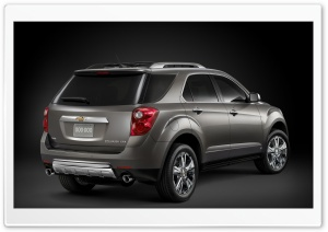 Chevrolet Equinox LTZ AWD Car HD Wide Wallpaper for Widescreen