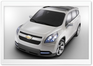 Chevrolet Orlando HD Wide Wallpaper for Widescreen