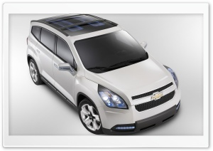 Chevrolet Orlando 2 HD Wide Wallpaper for Widescreen