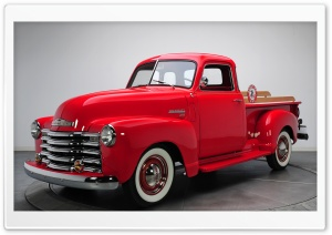 Chevrolet Pickup 3100 1949 HD Wide Wallpaper for 4K UHD Widescreen desktop & smartphone