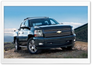 Chevrolet Silverado HD Wide Wallpaper for Widescreen