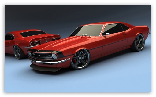 Chevy Camaro Classic Cars HD wallpaper for Wide 5:3 Widescreen WGA ...