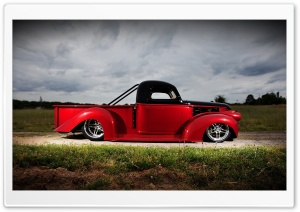 Chevy Hot Rod 1946 HD Wide Wallpaper for Widescreen